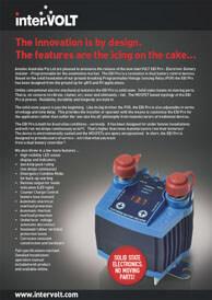 Electronic Battery Isolator   Download Brochure