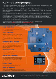 In-Vehicle DC-DC Battery Charger | Download DCC R2-0 Flyer